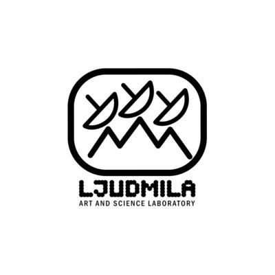 logo de Ljudmila | Art and Science Laboratory