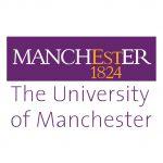 Logo university of Manchester