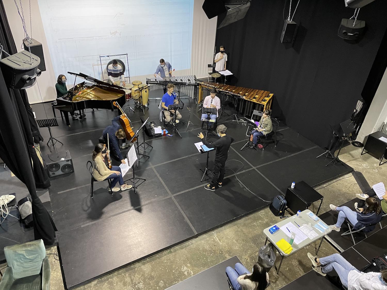 photo de Explore & Perform Today's Music Academy  by the Sond'Ar-te Electric Ensemble